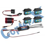 CopterX (CX500EPP-V2) 500 Electronic Parts Package V2