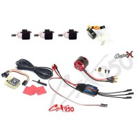 CopterX (CX250EPP-FBL-V3) 250 Flybarless Electronic Parts Package V3