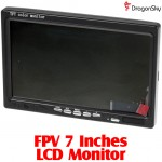 DragonSky (DS-FPV-7M) FPV 7 Inches LCD Monitor