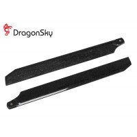 DragonSky (DS-M-275G-01) Glass Fiber Main Blades 275mm