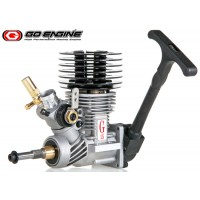 AR Racing (AR-X-GO15) Go .15 engine kit with flywheel