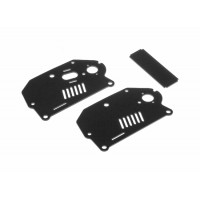AR Racing (X-012) Lower Frame Plates