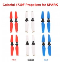 DJI Spark Accessories Colorful 4730F Propellers (NOT DJI Brand)