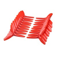 20PCS (10 Pairs) Kingkong 5050 5x5x3 3-Blade Props Tri-Props Propellers for FPV racing