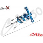 CopterX (CX450-01-20) Main Rotor Head Set V2