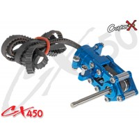 CopterX (CX450-02-01) Metal Tail Unit