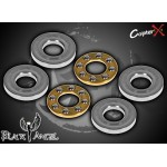 CopterX (CX450BA-09-01) Thrust Bearings (4mm x 9mm x 4mm)
