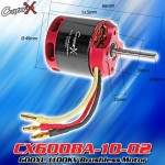 CopterX (CX600BA-10-02) 600XL 1100KV Brushless Motor