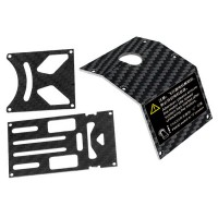 WALKERA (HM-FURIOUS-320(C)-Z-02) Upper Main Board (Carbon Fiber)