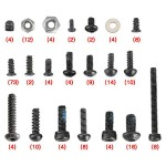 WALKERA (HM-FURIOUS-320(C)-Z-28) Screw Set