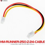 WALKERA (HM-RUNNER-250-Z-24-CABLE) Connection Cable for HD Mini Camera