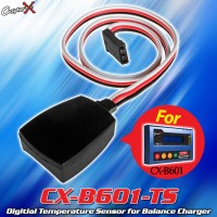 CopterX (CX-B601-TS) Digitial Temperature Sensor for Balance Charger