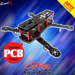 CopterX QAV 250 Mini Racing Drone Quadcopter Kit - Glass Fiber Printed Circuit Board Version