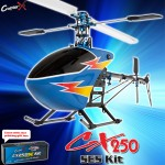CopterX CX 250SES Kit (Disassembled)