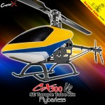 CopterX CX 500SE V2 Flybarless Torque Tube Version Kit