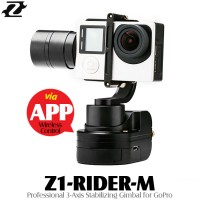 ZhiYun Z1-Rider-M Professional 3-Axis Stabilizing Gimbal for GoPro