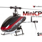 WALKERA Mini CP 6CH Flybarless Telemetry Helicopter Kit (TX not included) ARTF - 2.4GHz