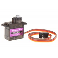 TowerPro (TowerPro-MG90S) Mini / Micro Size Metal Gear Analog Servo 13G 1.8KG 0.1sec