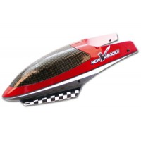 WALKERA (HM-NEW-V450D01-Z-03R) Canopy (Red)