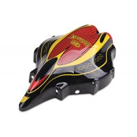 WALKERA (HM-QR-InfraX-Z-07-BR) Canopy without infrared (Black-Red)